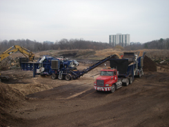 Wood Recycling and Grinding Services   All Treat Farms