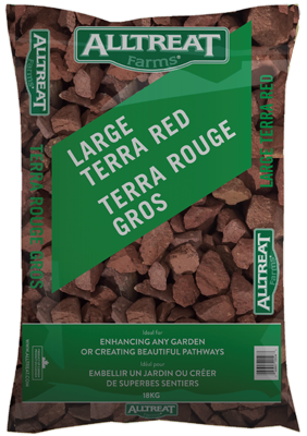 All treat farms large terra red pathway stones
