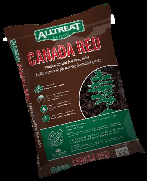 All Treat Farms Canada Red Mulch